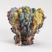 Kazuhito Kawai. <em>Hillbilly Elegy</em>, 2020. Glazed ceramic, 14 5/8 x 15 3/4 x 16 7/8 inches (37 x 40 x 43 cm) Detail thumbnail