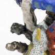 Kazuhito Kawai. <em>Imogashira Hospital</em>, 2020. Glazed ceramic, 10 5/8 x 8 5/8 x 8 5/8 inches (27 x 22 x 22 cm) Detail thumbnail