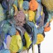 Kazuhito Kawai. <em>Kinetic Youth</em>, 2020. Glazed ceramic, 15 x 17 3/4 x 17 3/4 inches (38 x 45 x 45 cm) Detail thumbnail