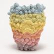 Kazuhito Kawai. <em>Dynamite</em>, 2021. Glazed ceramic, 13 x 10 1/4 x 10 1/4 inches (33 x 26 x 26 cm) Detail thumbnail