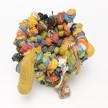 Kazuhito Kawai. <em>Forever 21</em>, 2021. Glazed ceramic, 13 1/4 x 15 x 15 inches (33.5 x 38 x 38 cm) Detail thumbnail