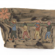 Kevin McNamee-Tweed. <em>Untitled (Flower Carriers)</em>, 2020. Glazed ceramic, 5 1/4 x 8 1/4 inches (13.3 x 21 cm) thumbnail