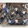 Paige Jiyoung Moon. <em>Warm House</em>, 2018. Acrylic on panel, 10 3/4 x 14 1/4 inches (27.3 x 36.2 cm) thumbnail