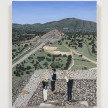 Paige Jiyoung Moon. <em>Teotihuacan and Us</em>, 2020. Acrylic on panel, 20 x 16 inches (50.8 x 40.6 cm) thumbnail