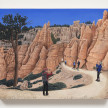 Paige Jiyoung Moon. <em>Bryce Canyon and Us</em>, 2020. Acrylic on panel, 11 x 14 inches (27.9 x 35.6 cm) thumbnail