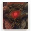 Drew Dodge. <em>Pantheon</em>, 2021. Oil on canvas, 17 x 16 inches (43.2 x 40.6 cm) thumbnail