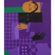 Jon Key. <em>Leandro and Jon (Chosen Family No. 4)</em>, 2021. Acrylic on panel, 40 x 30 inches (101.6 x 76.2 cm) thumbnail