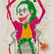 Camilo Restrepo. <em>Joaquìn Gòmez</em>, 2021. Water-soluble wax pastel, ink, tape and saliva on paper 11 3/4 x 8 1/4 inches (29.8 x 21 cm) thumbnail