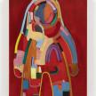Gabby Rosenberg. <em>Spacesuit II</em>, 2021. Acrylic on canvas, 40 x 30 inches (101.6 x 76.2 cm) thumbnail