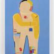 Gabby Rosenberg. <em>Loud Flesh, No Shadow X</em>, 2021. Acrylic on canvas, 48 x 36 inches (121.9 x 91.4 cm) thumbnail