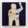 Gabby Rosenberg. <em>Loud Flesh, No Shadow XI</em>, 2021. Acrylic on canvas, 36 x 36 inches (91.4 x 91.4 cm) thumbnail