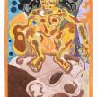 Richard Ayodeji Ikhide. <em>Yout Juice</em>, 2021. Watercolor on paper, 59 1/4 x 35 7/8 inches (150.5 x 91.1 cm) thumbnail