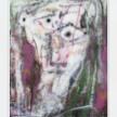 Jingze Du. <em>Vis-à-vis</em>, 2021. Acrylic on canvas, 94 1/2 x 70 7/8 inches (240 x 180 cm) thumbnail