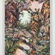 Maria Calandra. <em>Desert Walk</em>, 2021. Acrylic on canvas over panel, 24 x 18 inches (61 x 45.7 cm) thumbnail