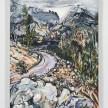 Maria Calandra.<em>Tioga Pass</em>, 2021. Acrylic on canvas over panel, 24 x 18 inches (61 x 45.7 cm) thumbnail
