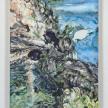 Maria Calandra. <em>Grotta DiSperlonga (Italy)</em>, 2021. Acrylic on canvas over panel, 24 x 18 inches (61 x 45.7 cm) thumbnail