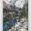 Maria Calandra. <em>Mack Lake (Sierra National Forest)</em>, 2021. Acrylic on canvas over panel, 24 x 18 inches (61 x 45.7 cm) thumbnail