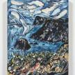 Maria Calandra. <em>Channel Islands</em>, 2021. Acrylic on canvas over panel, 14 x 11 inches (35.6 x 27.9 cm) thumbnail