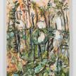 Maria Calandra. <em>Crystal Springs Preserve</em>, 2021. Acrylic on canvas over panel, 24 x 18 inches (61 x 45.7 cm) thumbnail