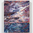 Maria Calandra. <em>Longboat Key at Sunset</em>, 2021. Acrylic on linen over panel, 10 x 8 inches (25.4 x 20.3 cm) thumbnail
