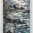 Maria Calandra. <em>Shell Beach at Sea Ranch</em>, 2021. Acrylic on canvas over panel, 16 x 12 inches (40.6 x 30.5 cm) thumbnail