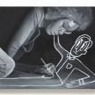 Brittany Tucker. <em>Drawn</em>, 2021. Oil on canvas, 23 5/8 x 31 1/2 inches (60 x 80 cm) thumbnail